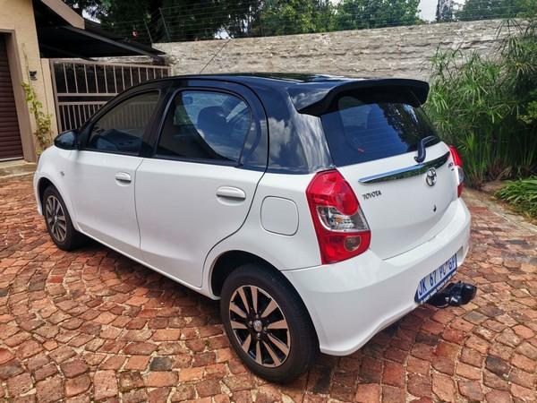 2020 Toyota Etios 1.5 Sport LTD Edition 5-Door Gauteng Pretoria_0