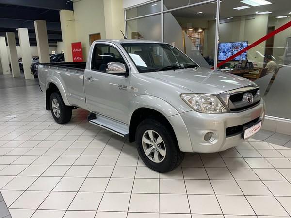 2009 Toyota Hilux 2.7 Vvti Raider Rb Pu Sc  Kwazulu Natal Durban_0