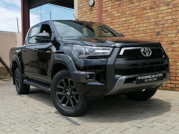 2021 Toyota Hilux 2.8 GD-6 RB Legend Auto PU ECab Gauteng Boksburg_0
