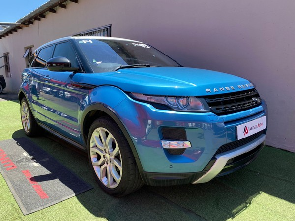 2014 Land Rover Evoque 2.2 Sd4 Dynamic  Gauteng Boksburg_0