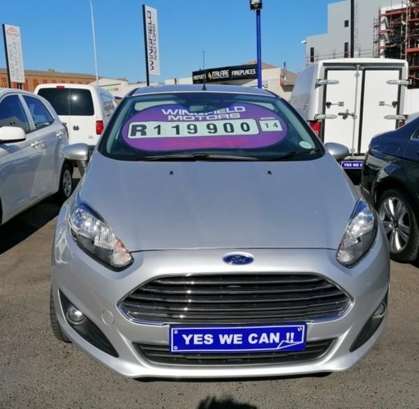 2014 Ford Fiesta 1.4 Trend 5-Door Western Cape Bellville_0