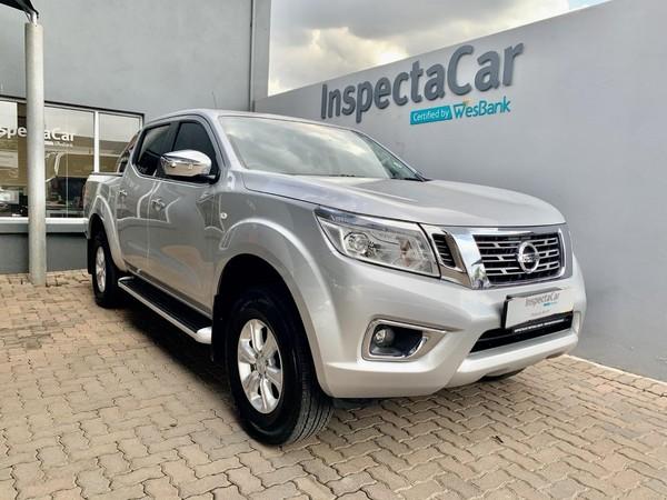 2018 Nissan Navara 2.3D SE Auto Double Cab Bakkie Gauteng Pretoria_0