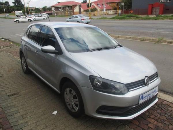 2016 Volkswagen Polo 1.4 Comfortline  Gauteng Kempton Park_0