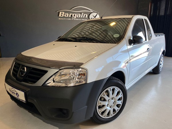 2018 Nissan NP200 1.6  Pu Sc  Western Cape Goodwood_0