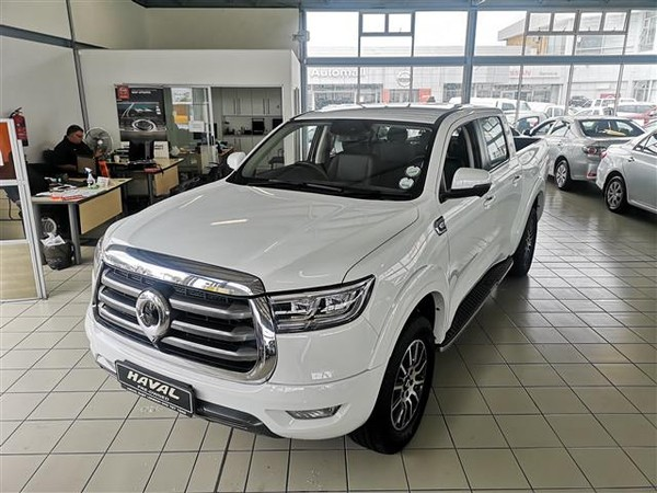 2021 GWM P-Series PV 2.0TD LS 4X4 Auto Double Cab Bakkie Eastern Cape East London_0