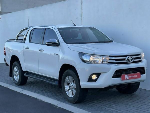 2018 Toyota Hilux 2.8 GD-6 Raider 4X4 Double Cab Bakkie Auto Western Cape Table View_0