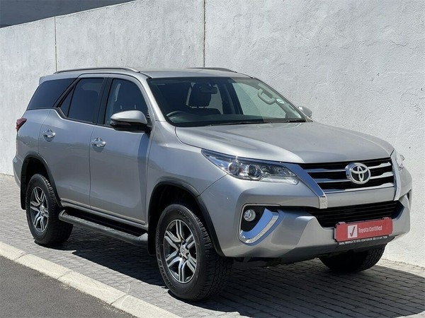 2019 Toyota Fortuner 2.4GD-6 RB Auto Western Cape Table View_0