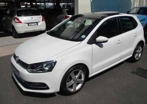 2014 Volkswagen Polo GP 1.2 TSI Comfortline 66KW Gauteng Pretoria_0