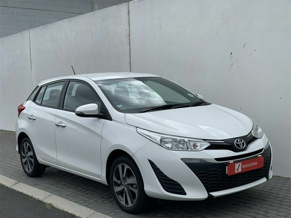 2019 Toyota Yaris 1.5 Xs CVT 5-Door Western Cape Table View_0