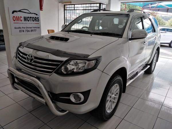 2011 Toyota Fortuner 3.0d-4d 4x4 At  Gauteng Johannesburg_0