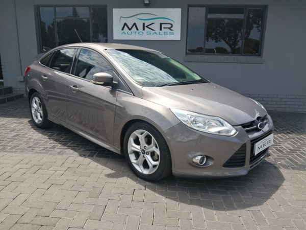 2013 Ford Focus 1.6 Ti Vct Trend  Eastern Cape Port Elizabeth_0