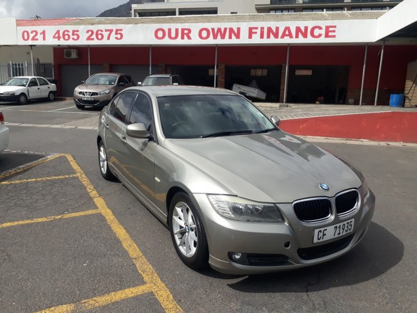 2010 BMW 3 Series 320i At e90  Western Cape Cape Town_0