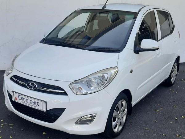 2011 Hyundai i10 1.2 Gls Hs  Western Cape Paarl_0