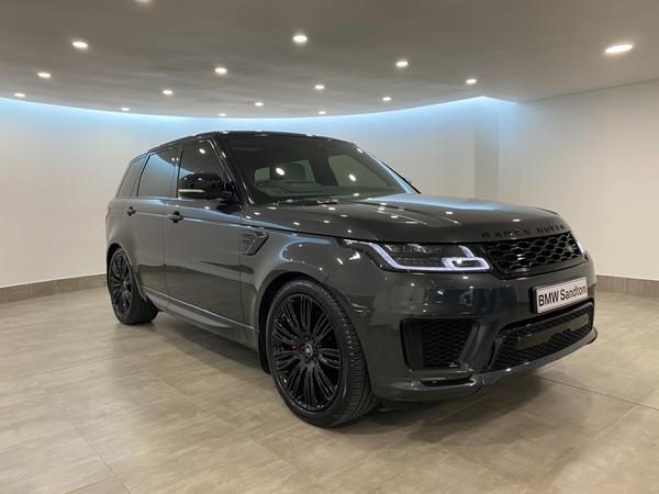 2020 Land Rover Range Rover Sport 5.0 V8 HSE Dynamic Gauteng Sandton_0