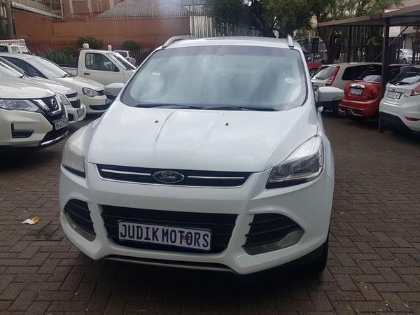 2015 Ford Kuga 2.0 TDCI Trend Powershift Gauteng Johannesburg_0