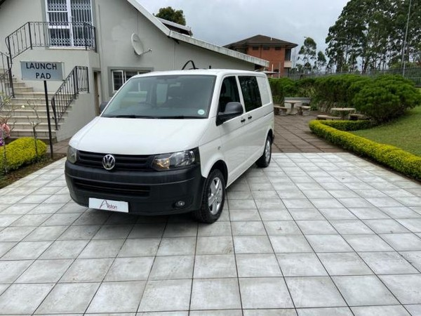 2014 Volkswagen Transporter T5 Cbus 2.0 Bitdi Swb 132 Kw 4mot Dsg Fc Pv  Kwazulu Natal Hillcrest_0