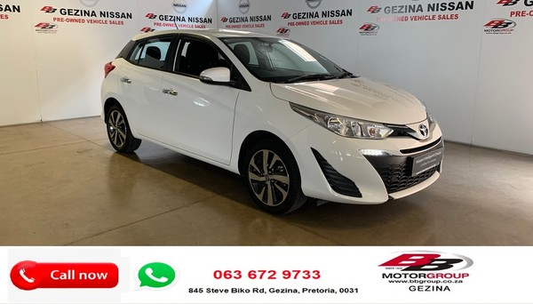 2019 Toyota Yaris 1.5 Xs 5-Door Gauteng Pretoria_0