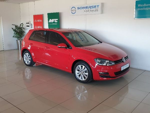 2014 Volkswagen Golf Vii 1.4 Tsi Comfortline  Western Cape Strand_0