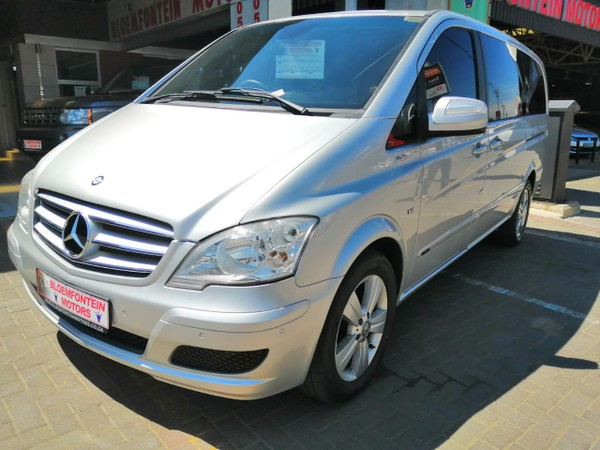 2012 Mercedes-Benz Viano 3.0 Cdi Trend At  Free State Bloemfontein_0
