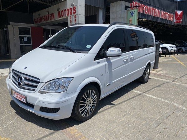 2013 Mercedes-Benz Viano 3.0 Cdi Ambiente At  Free State Bloemfontein_0