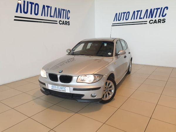 2006 BMW 1 Series 118i At e87  Western Cape Cape Town_0