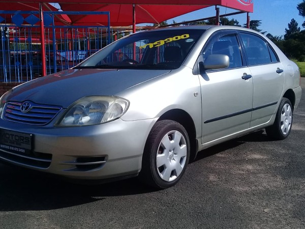 2006 Toyota Corolla 160i Gle  North West Province Orkney_0