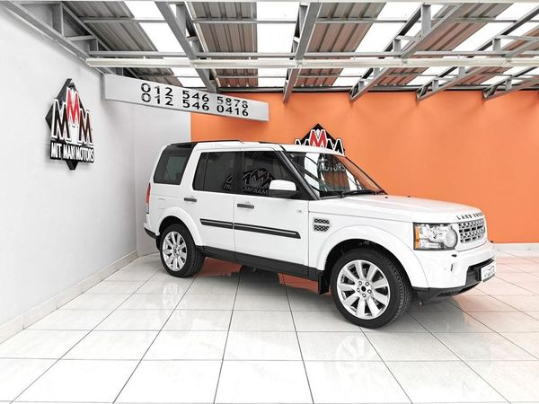 2013 Land Rover Discovery 4 3.0 Tdv6 Se  Gauteng Pretoria_0