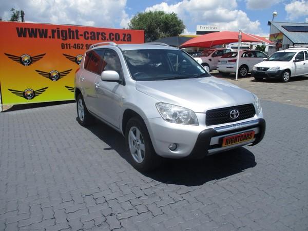 2009 Toyota Rav 4 Rav4 2.0 Vx  Gauteng North Riding_0