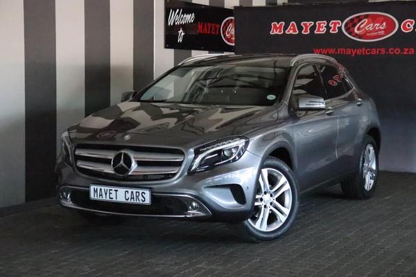 2016 Mercedes-Benz GLA-Class 200 Auto Mpumalanga Delmas_0