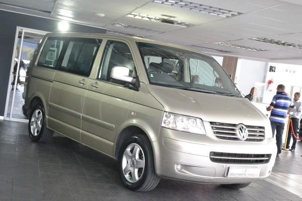 2009 Volkswagen Caravelle 2.5tdi At  Gauteng Roodepoort_0
