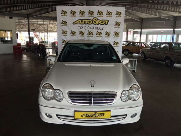 2006 Mercedes-Benz C-Class C280 Elegance At  Western Cape Bellville_0