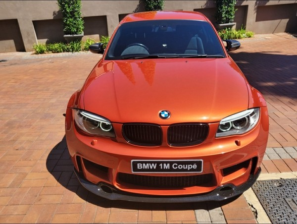 2011 BMW M1 1 M Coupe North West Province Potchefstroom_0