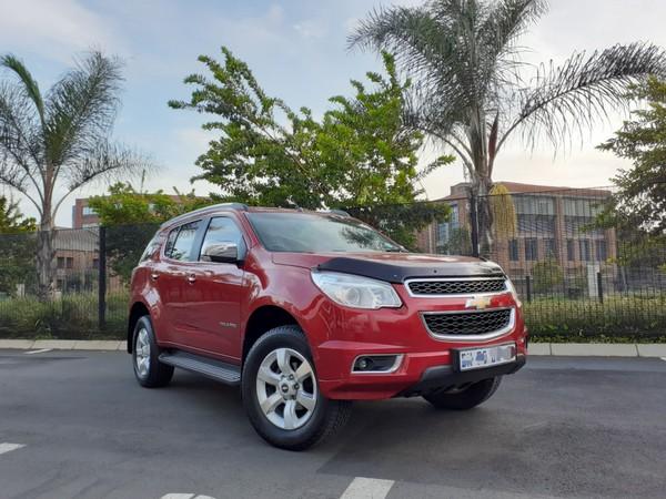 2013 Chevrolet Trailblazer 2.8 LTZ Auto Gauteng Centurion_0
