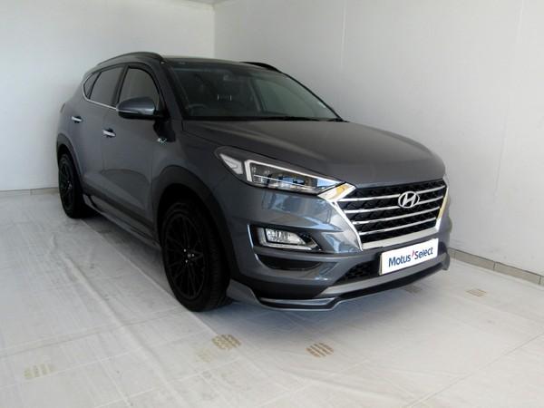 2021 Hyundai Tucson 2.0 CRDi Sport Auto Limpopo Polokwane_0