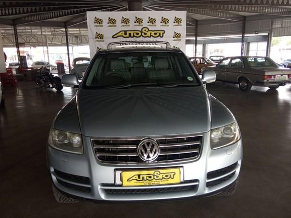 2006 Volkswagen Touareg 4.2 V8 Tip  Western Cape Bellville_0