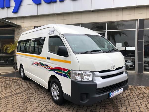 2020 Toyota Quantum 2.7 Sesfikile 16s  Kwazulu Natal Richards Bay_0