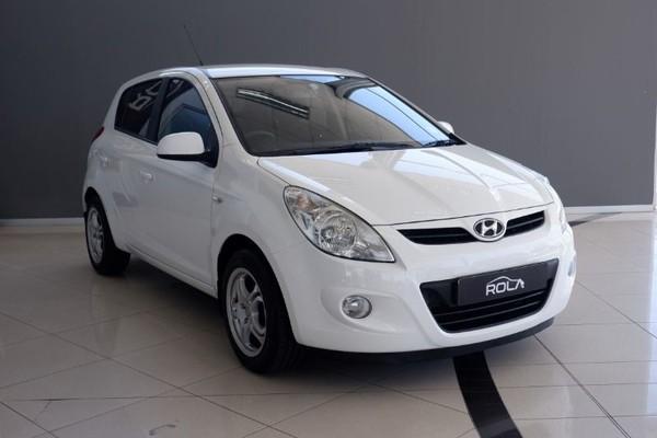 2011 Hyundai i20 1.6  Western Cape Somerset West_0