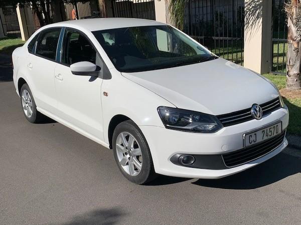2011 Volkswagen Polo 1.4 Comfortline  Western Cape Paarl_0