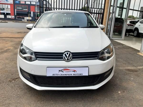 2014 Volkswagen Polo GP 1.6 Comfortline TIP Gauteng Johannesburg_0
