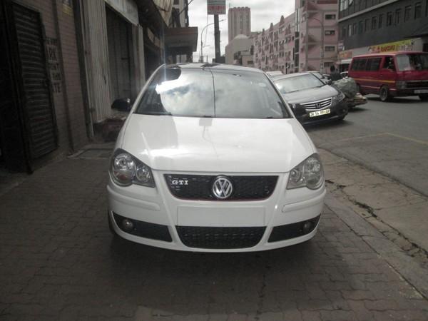 2010 Volkswagen Polo 1.6 Comfortline 5dr  Gauteng Johannesburg_0