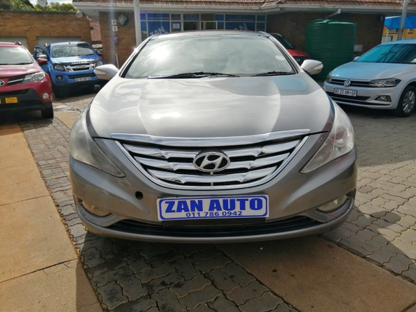 2012 Hyundai Sonata 2.4 Gls Executive At  Gauteng Bramley_0