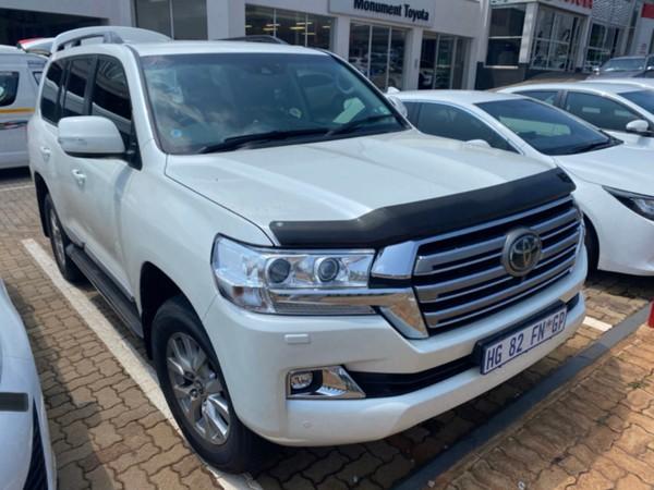 2018 Toyota Land Cruiser 200 V8 4.5D VX-R Auto Gauteng Pretoria_0