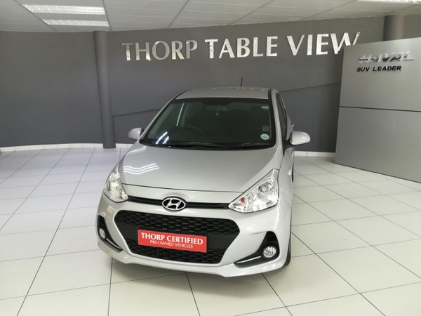 2018 Hyundai Grand i10 1.0 Motion Western Cape Table View_0