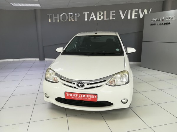 2016 Toyota Etios 1.5 Xi 5dr  Western Cape Table View_0