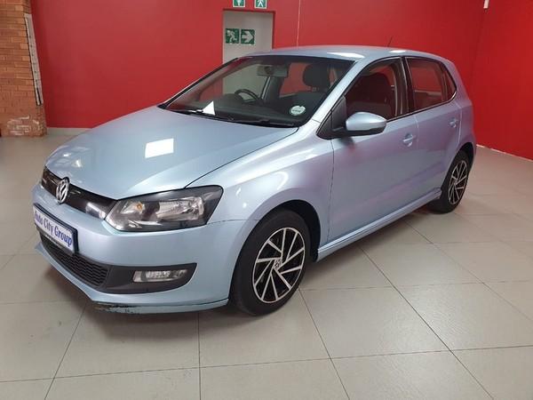 2014 Volkswagen Polo 1.2 Tdi Bluemotion 5dr  Gauteng Nigel_0