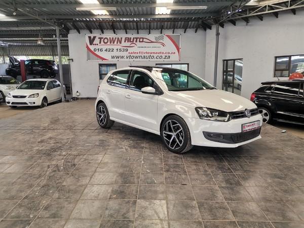 2012 Volkswagen Polo 1.6 Comfortline  Gauteng Vereeniging_0