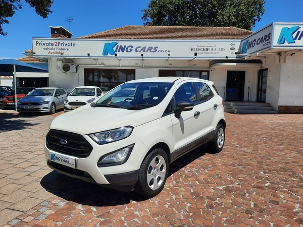 2019 Ford EcoSport 1.5TiVCT Ambiente Western Cape Bellville_0