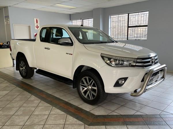 2018 Toyota Hilux 2.8 GD-6 Raider 4X4 PU ECAB Kwazulu Natal Vryheid_0