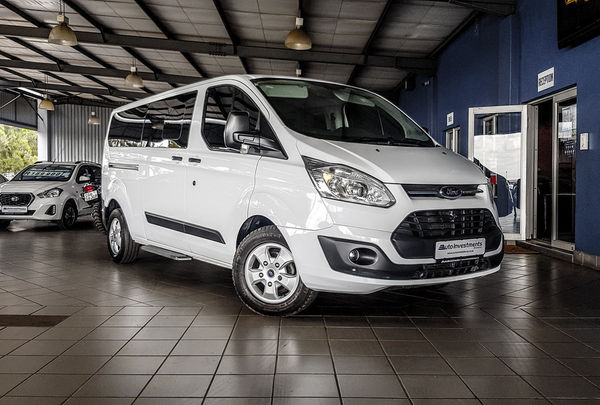 2017 Ford Tourneo 2.2D Trend LWB 92KW Mpumalanga Middelburg_0