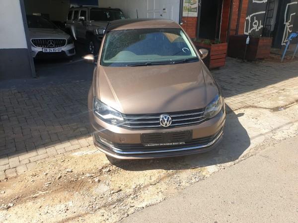 2016 Volkswagen Polo 1.4 Comfortline  Gauteng Jeppestown_0